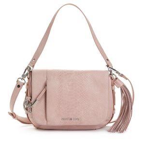 NWT Michael Kors blush Bowen Convertible Bag